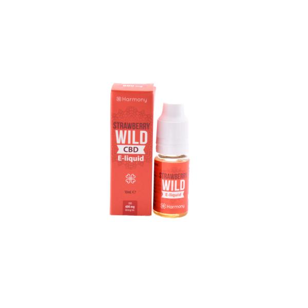 E-liquide - Strawberry Wild